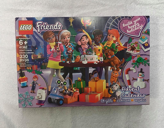 Lego FRIENDS calendrier advent