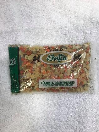 légumes déshydratés 85gr
