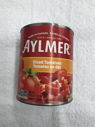 Tomates Aylmer en des 796ml
