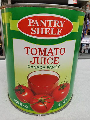 JUS DE TOMATES PANTRY SHELF