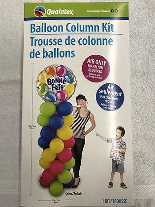 TROUSSE DE COLONNE DE BALLONS