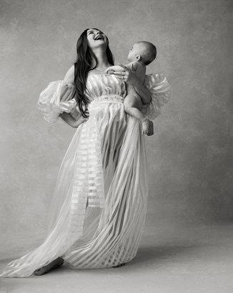 studio Motherhood session