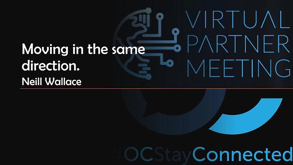 International Virtual Partners Meeting