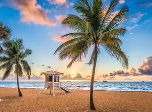 fort-lauderdale-beach-royalty-free-image