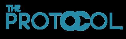 The Protocol Logo - Turquiose.png