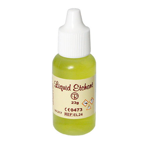 23 gm Liquid Etchant