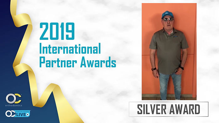 Latin/South America Gold Award