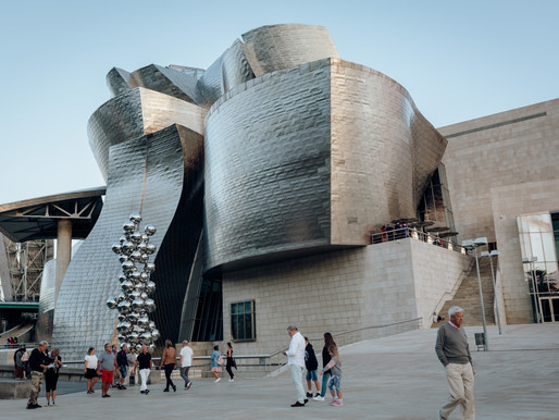 Boda en Restaurante Bistró Guggenheim Bilbao