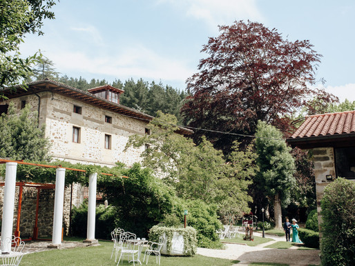 Boda en Palacio El Molinar