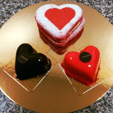 La Saint-Valentin dans votre boulangerie