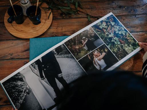 Álbumes Fotográficos de boda