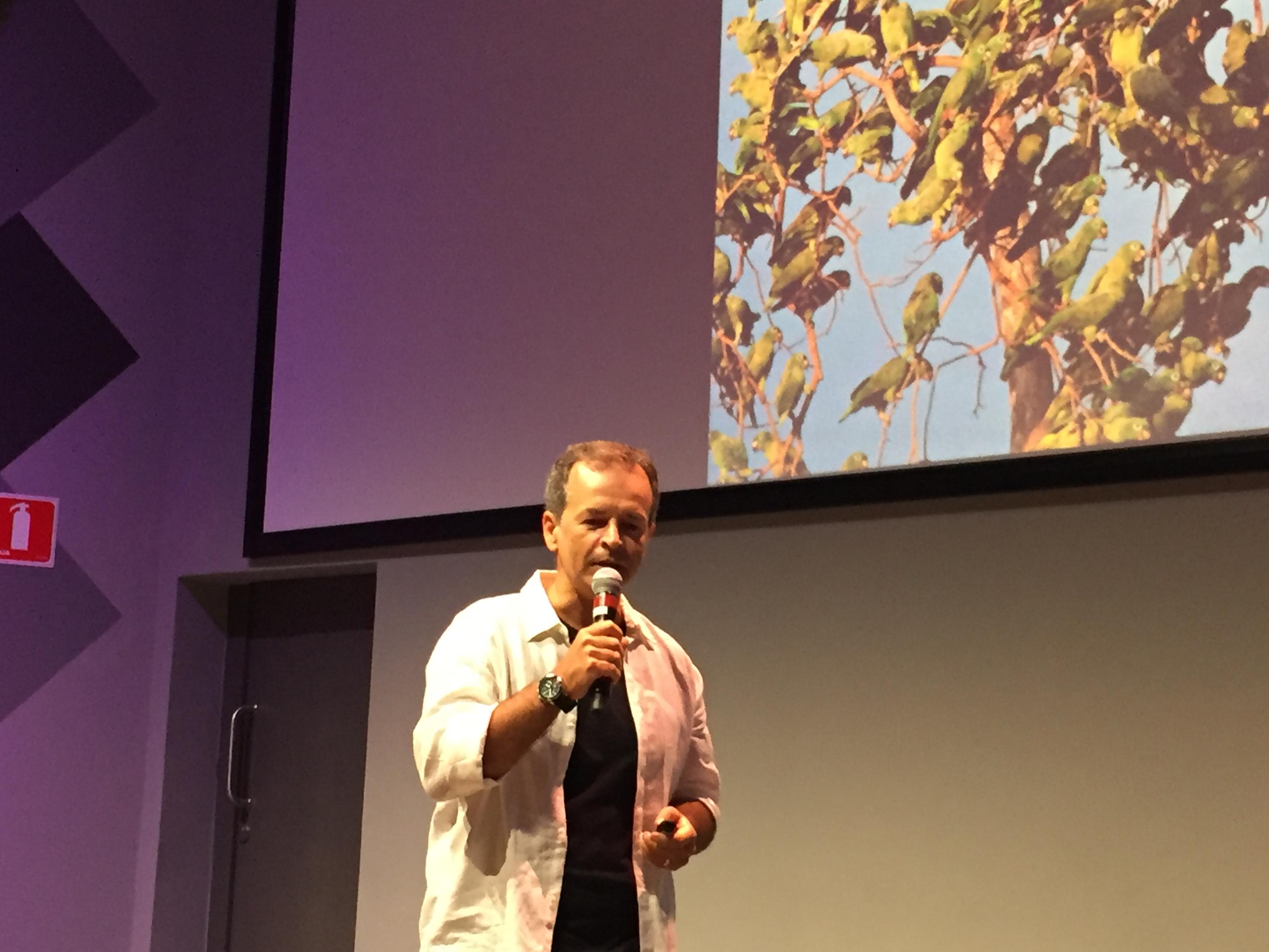 Adriano Gambarini - palestrante