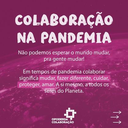 Colaboração na Pandemia