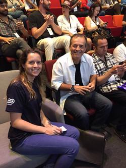 Talita e Adriano Gambarini