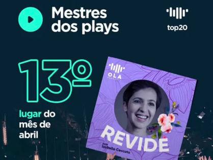 Revide Podcast: 13º lugar no Top 20