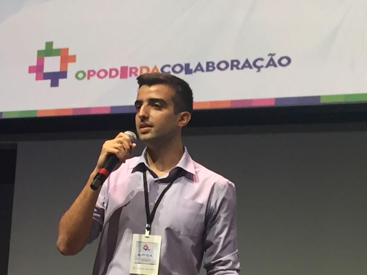 Henrique Mendes - palestrante