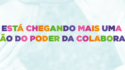 O Poder da Colaboração está chegando ao Rio de Janeiro!