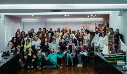 O Poder da Colaboração Portugal - Um resumo colaborativo