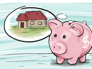 Saving to Buy Your New Home