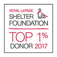 Royal LePage Shelter Donor