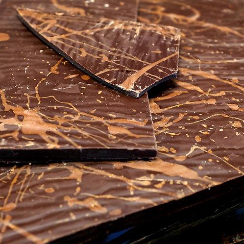 Chocolat Noir au Café - 100g