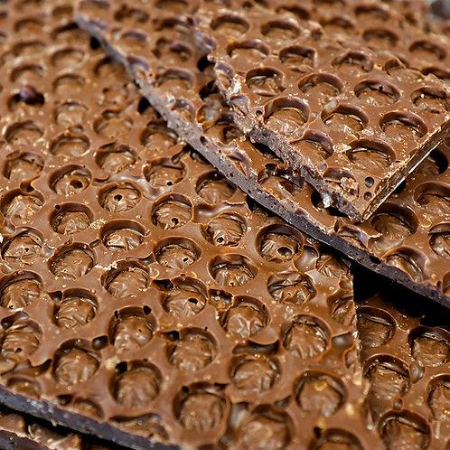 Chocolat au Lait Pétillant - 100g