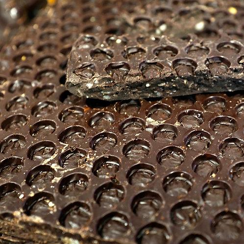 Chocolat Noir Pétillant - 100g