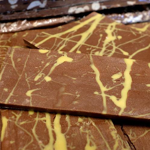 Chocolat au Lait à la Banane - 100g