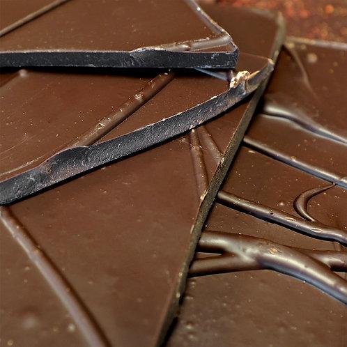 Chocolat Noir de l'Équateur 71% - 100g