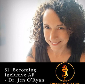 Diversity on Fire - Podcast chat