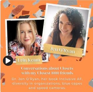 Conversations with Erin Keams