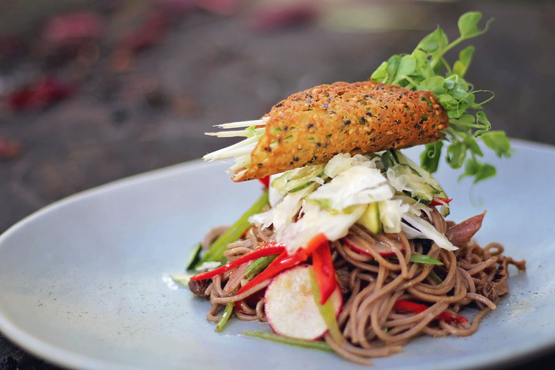 Zuchini Noodles