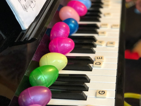 Easter Lesson Ideas