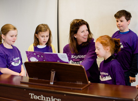 Delivering group piano in schools