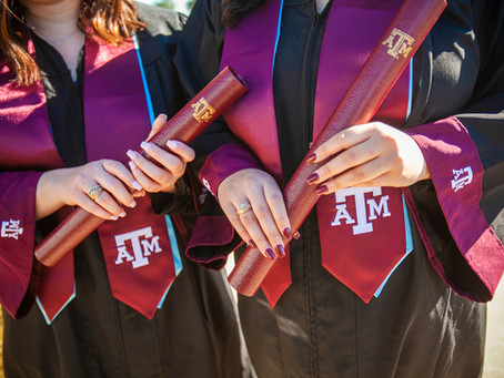 Congratulations to All University Graduates!