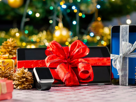 The Christmas gifts that keep giving your data away