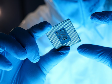 Semiconductor shortage highlights a troubling trend