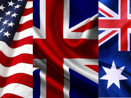 Security pact between Australia, the UK and US