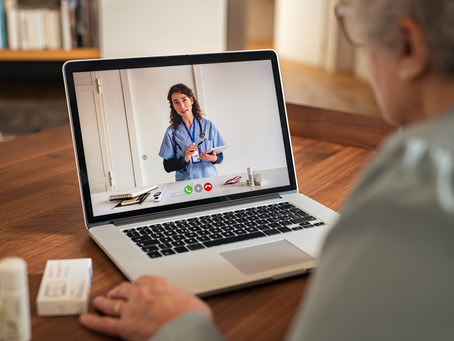 How we can secure the future of healthcare and telemedicine