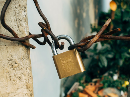 Data Encryption is now a must have