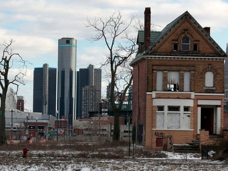 How working from home could revitalise rust belt cities