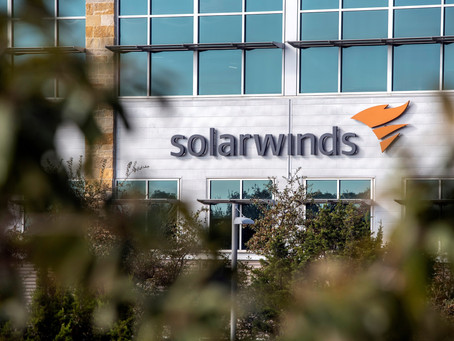 Espionage attempts like the SolarWinds hack are inevitable
