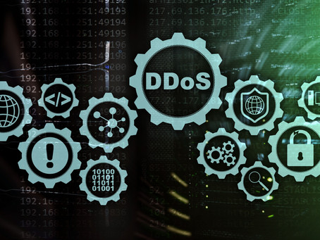 10 Different types of DDOS Attacks