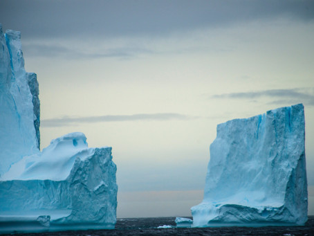 Why do bank account scammers fear icebergs?