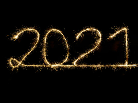 WHAT WILL 2021 HOLD FOR TECH POLICY?