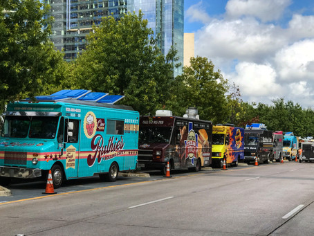 What's happening to the Mobile Food Vendors?