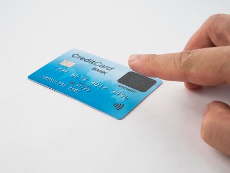 Credit Card Security... Next...Biometric Credit Cards