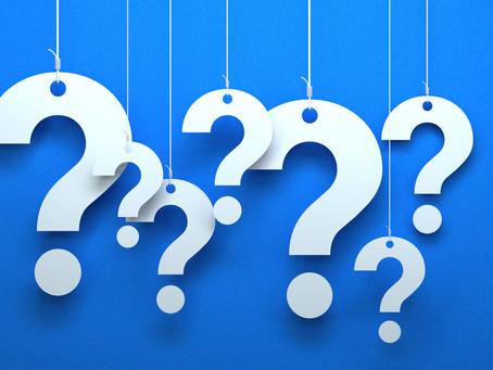 Five useful questions