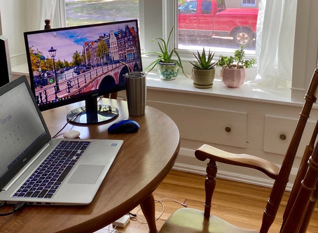 Remote working is here to stay