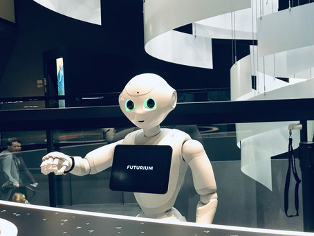 Here's why robots are actually going to increase human employment